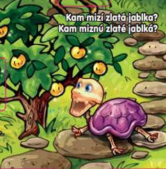 Kam mizí zlatá jablka?