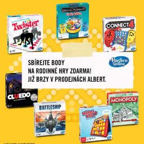 Albert - Hry Hasbro Gaming