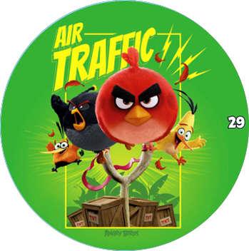 Žeton Angry Birds 2017 č. 29