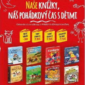 Penny - Naše knížky