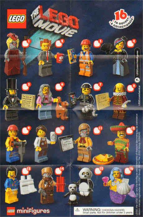 Lego Příběh BPZ