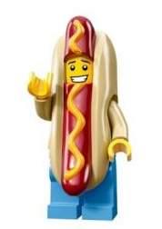 Prodavač hot dogů