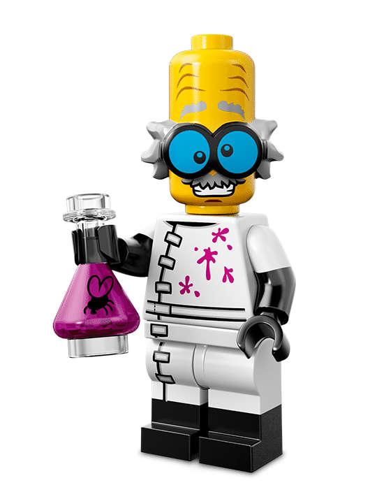 Bláznivý vědec