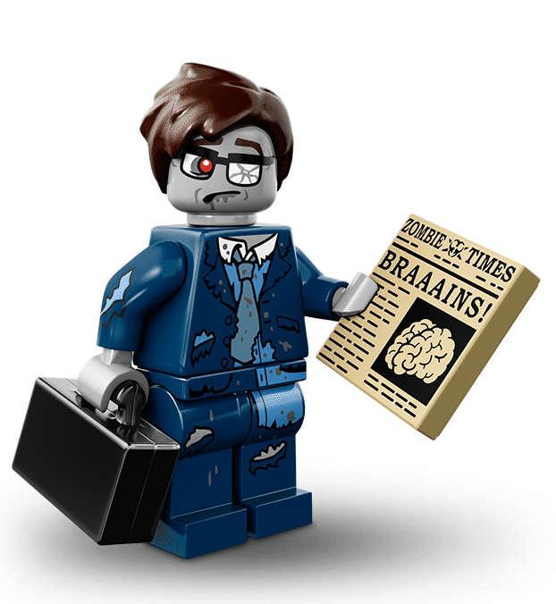 Zombie byznysman