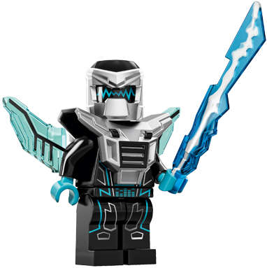 Laserový robot