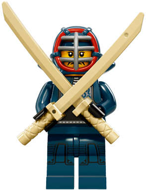 Bojovník Kendo