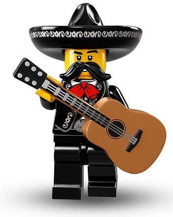 Mexický hudebník