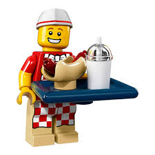 Hot Dog prodavač