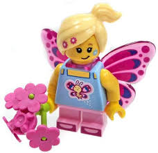 Motýlí dívka