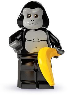 Kostým gorily