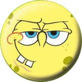 Spongebob - Šklebící