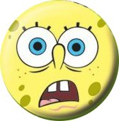 SpongeBob - Vyjevený