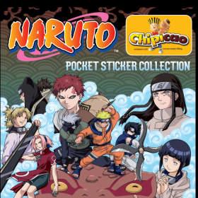Chipicao Naruto samolepky