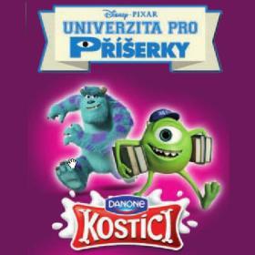 Kostíci - Univerzita pro Příšerky