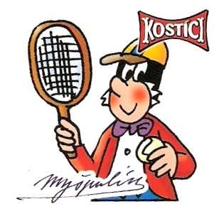 Myšpulín hraje tenis