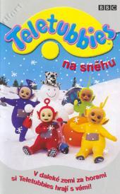 Teletubbies na sněhu
