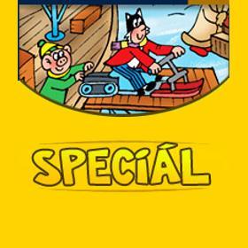 Časopis - Čtyřlístek Speciál