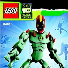 Ben 10 - Lego
