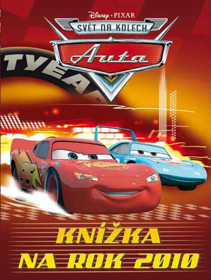 Auta: Knížka na rok 2010