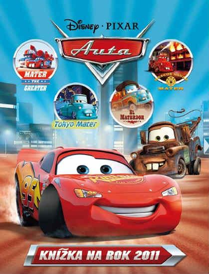 Auta: Knížka na rok 2011
