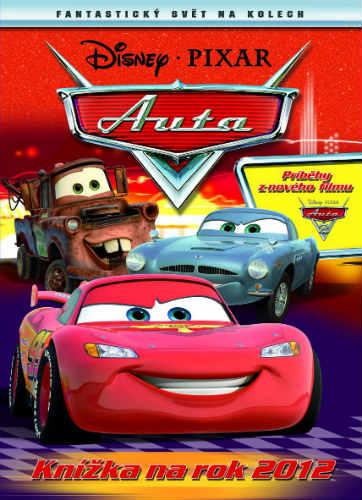Auta: Knížka na rok 2012