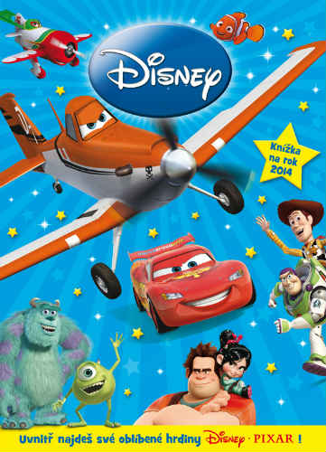 Disney Pixar: Kniha na rok 2014